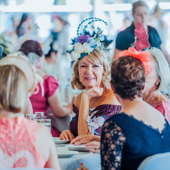 Cairns Amateurs Racing Carnival - Ladies Fashion High Tea