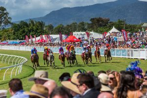 Ladies Fashion High Tea at the Cairns Amateurs Carnival