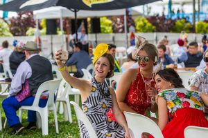 Cairns Amateurs Carnival – Party Marquee