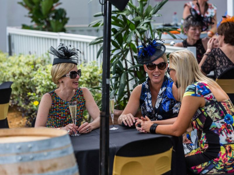 Cairns Amateurs Racing Carnival - Yellowglen House