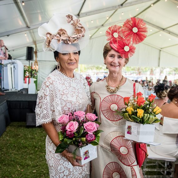 Racing season, fascinators, Cairns races, Cairns Amateurs
