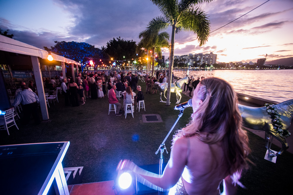 Cairns Amateurs Racing Carnival - President's Welcome Cocktail Party