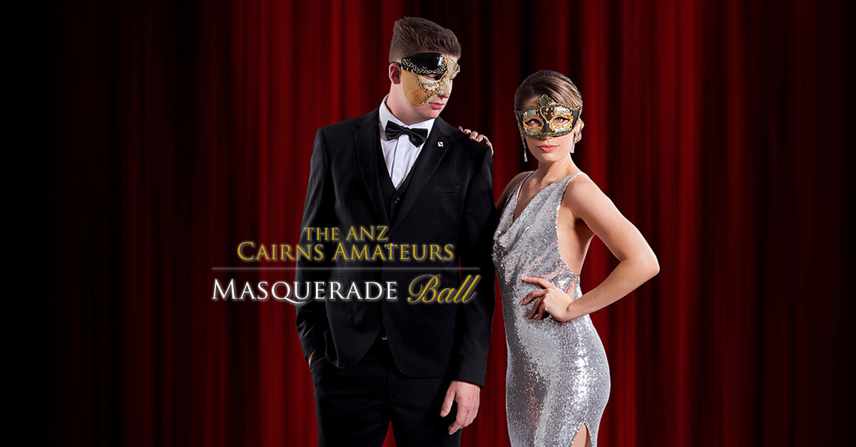 Cairns Amateurs Racing Carnival Masquerade Ball