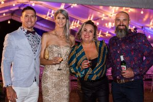 Cairns Amateurs - President's Welcome Cocktail Party